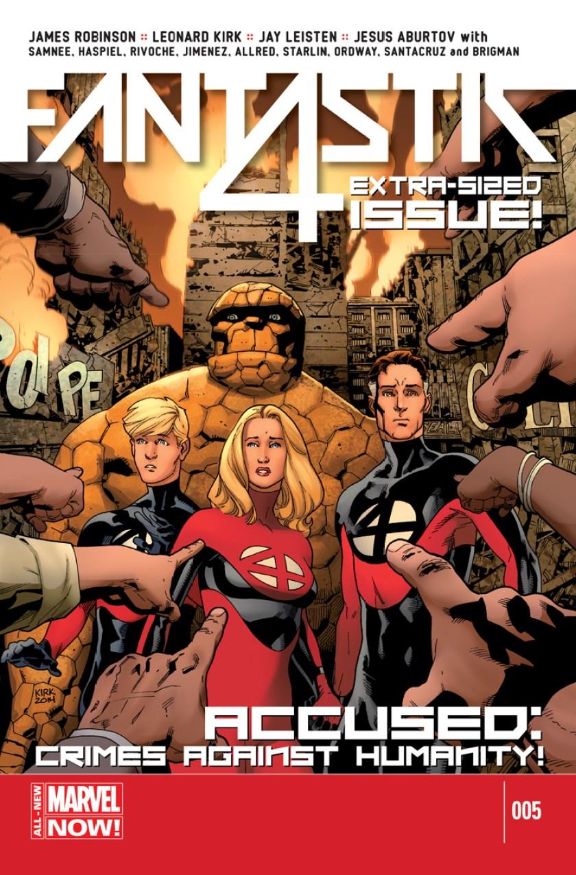 Fantastic Four Robinson