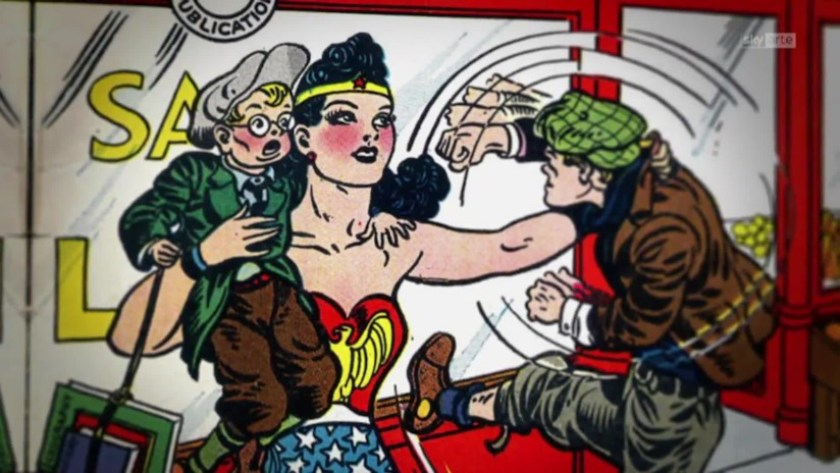 Comics la storia segreta - Wonder Woman