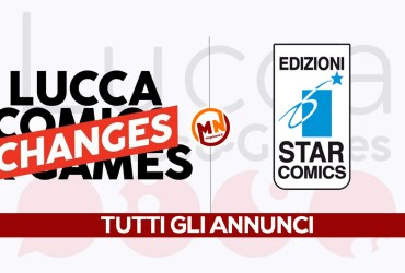Lucca Changes Star Comics