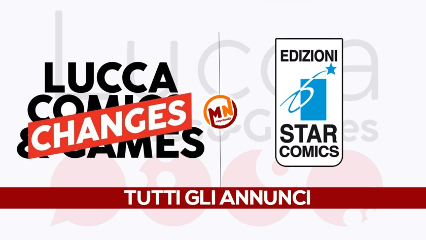 Lucca Changes Star Comics