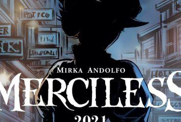 Merciless Mirka Andolfo