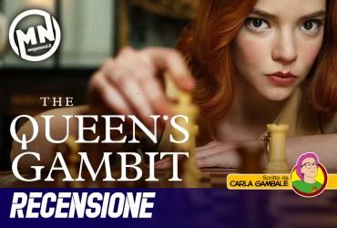 recensione queen s gambit 2