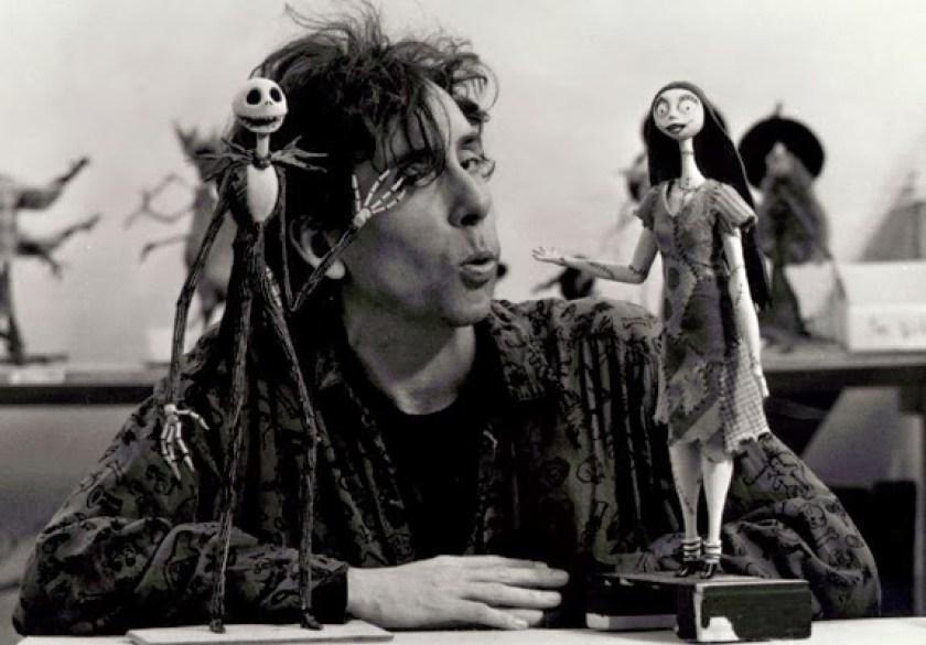 Tim Burton, Jack e Sally