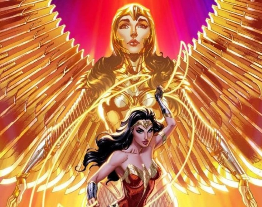 Wonder Woman 1984 - variant cover
