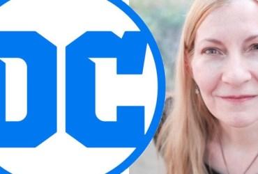 DC Comics Marie Javins