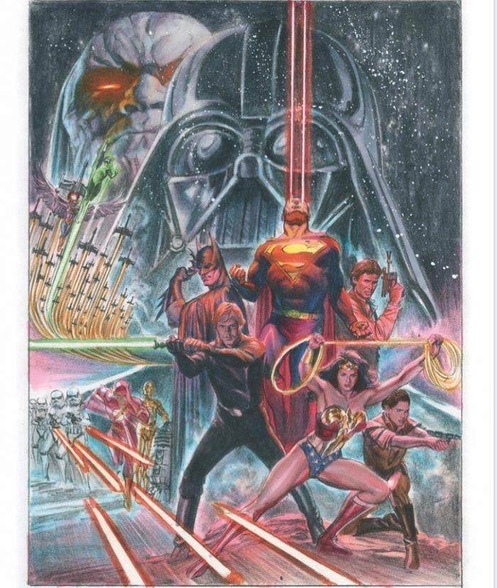 Star Wars DC Ross