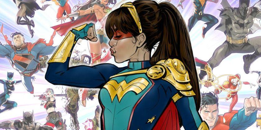 Wonder Girl serie The CW