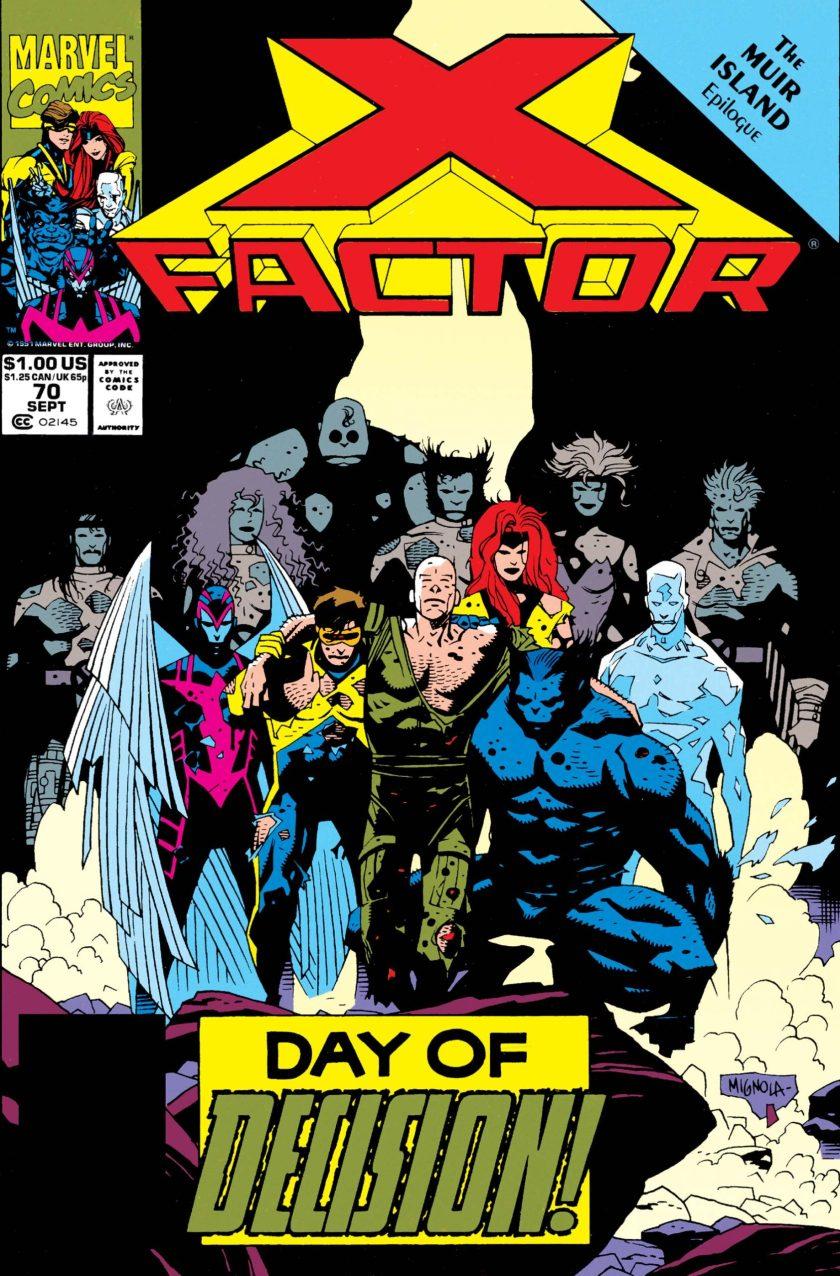 x-factor 70