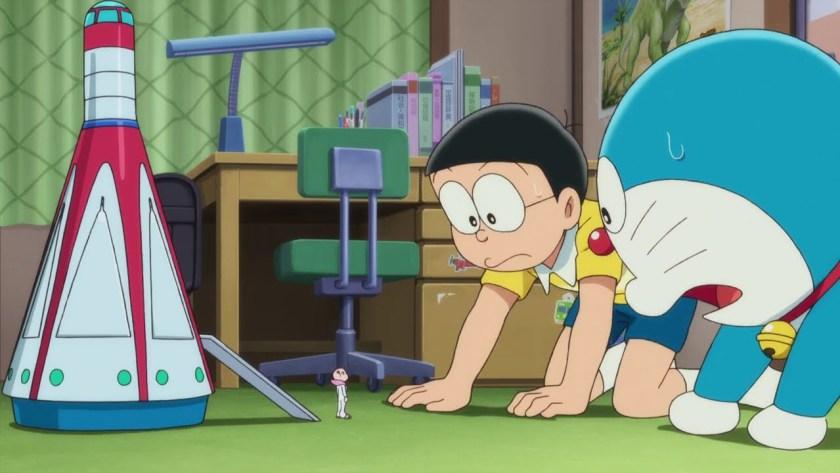 Eiga Doraemon: Nobita no Little Star Wars