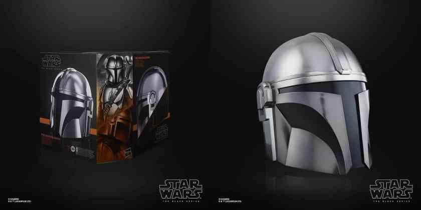 The Mandalorian casco Mando Hasbro