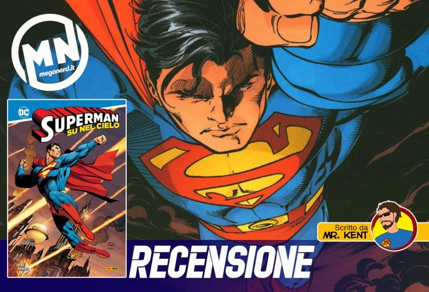 recensione superman su nel cielo