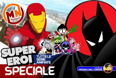 speciale cartoni supereroi