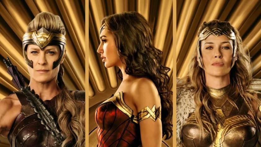 Wonder Woman Amazzoni