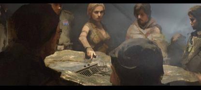 Star Wars Andor Concept Art