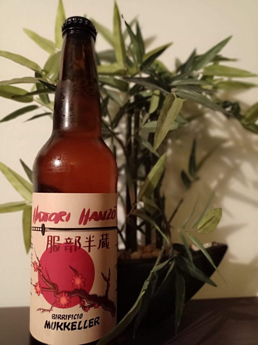 hattori Hanzo beer