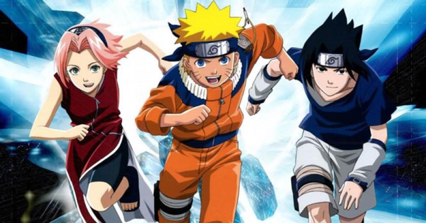 Naruto full color