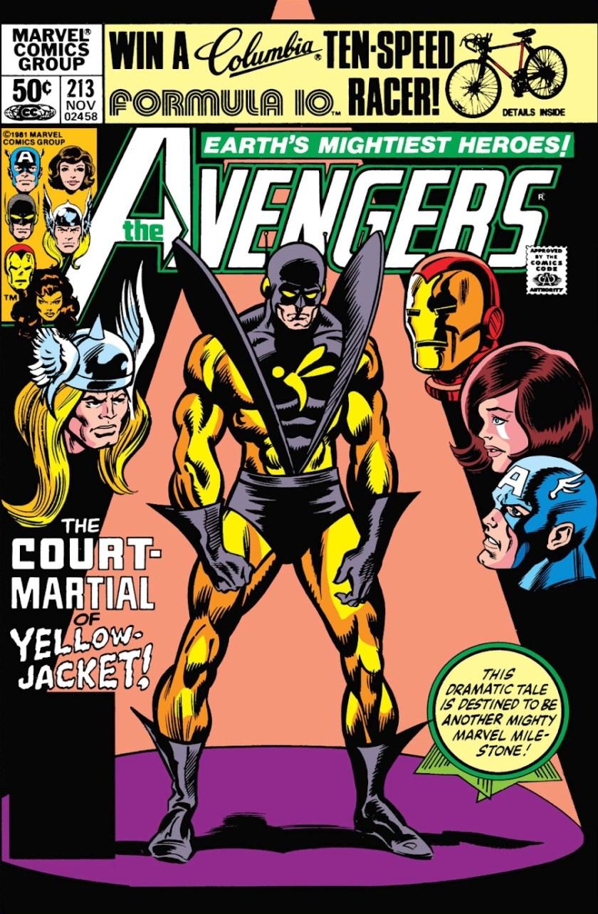 avengers 213