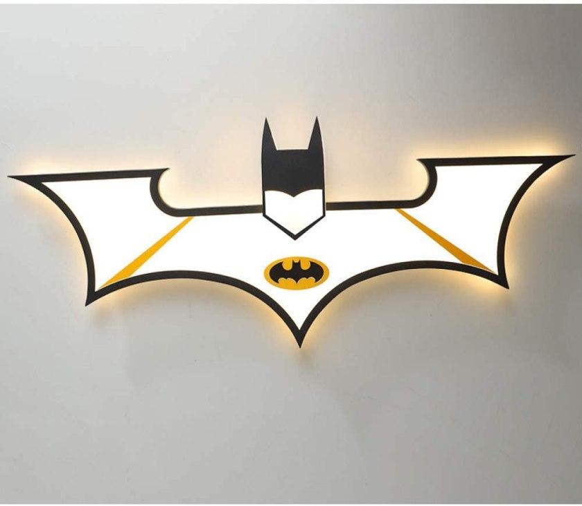 plafoniera batman