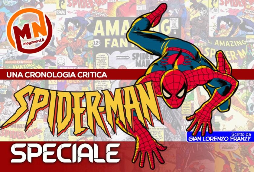 speciale spider-man cronologia critica