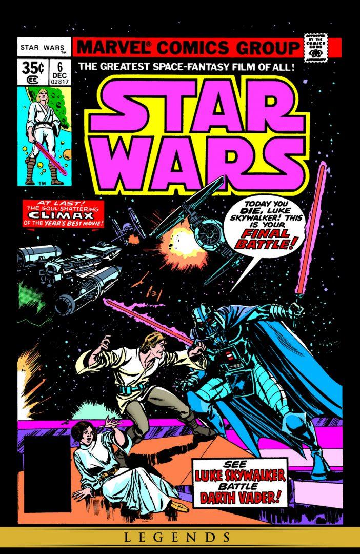 Star Wars Classic volume 1