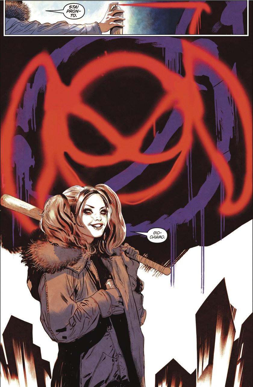 Harley Quinn il castoro 5