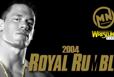 copertina wrestling vintage royal rumble 2004