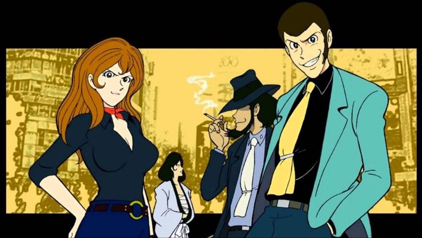 Lupin The 3rd - La prima serie è su Amazon Prime Video