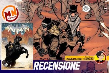 recensione batman vol 5