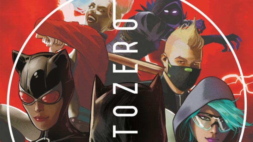 Batman/Fortnite: Punto Zero