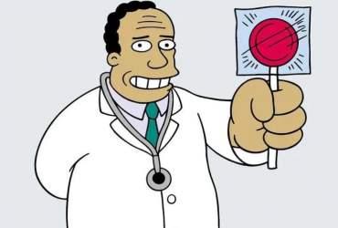 I Simpson - Sostituita la voce storica del Dottor Hibbert