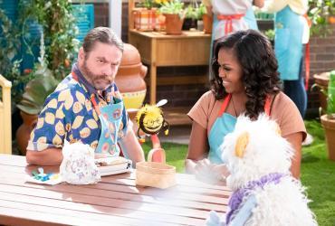 Waffles+Mochi - Il trailer della nuova serie Netflix con Michelle Obama