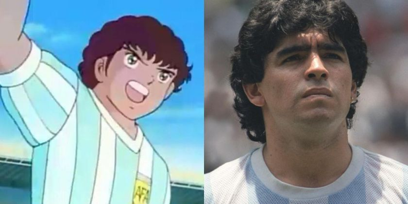 Maradona- Juan Diaz