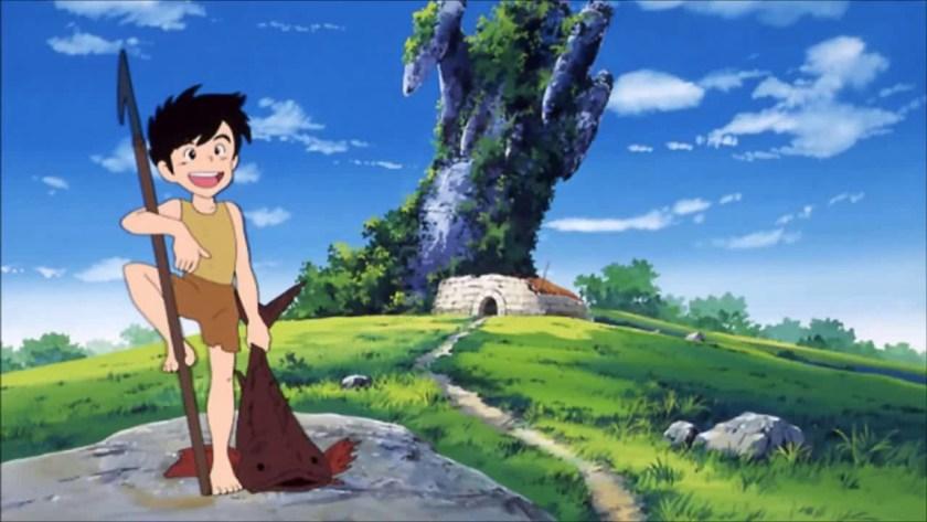 Conan, il ragazzo del futuro - Per la prima volta in Blu-Ray e in streaming