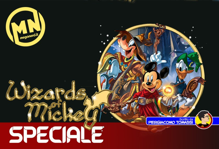 speciale wizards of mickey