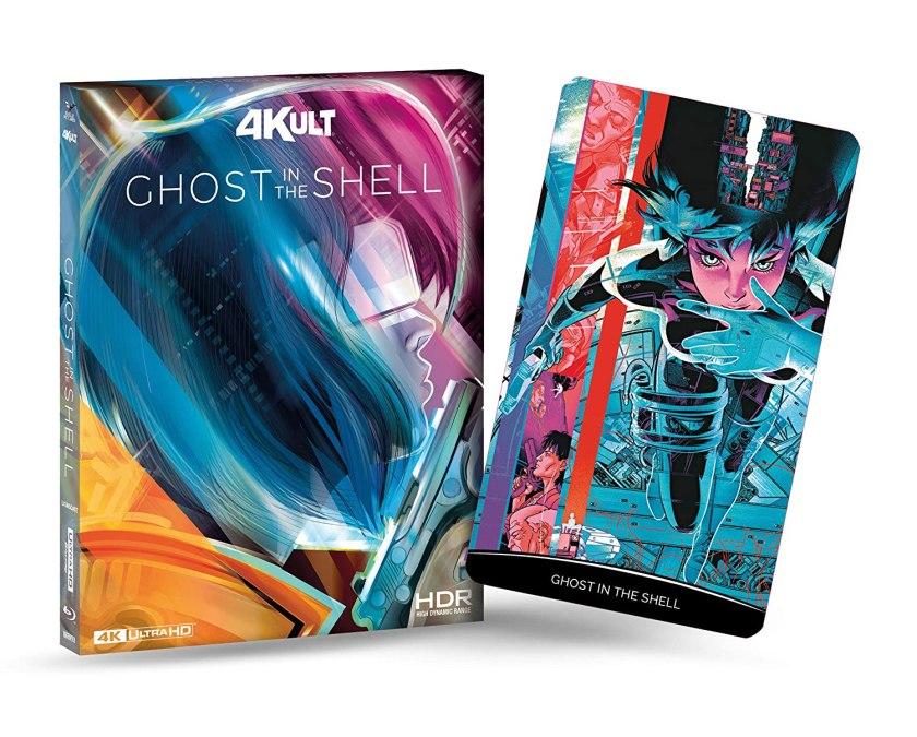 Ghost in the Shell - il capolavoro del Maestro Oshii arriva in 4K
