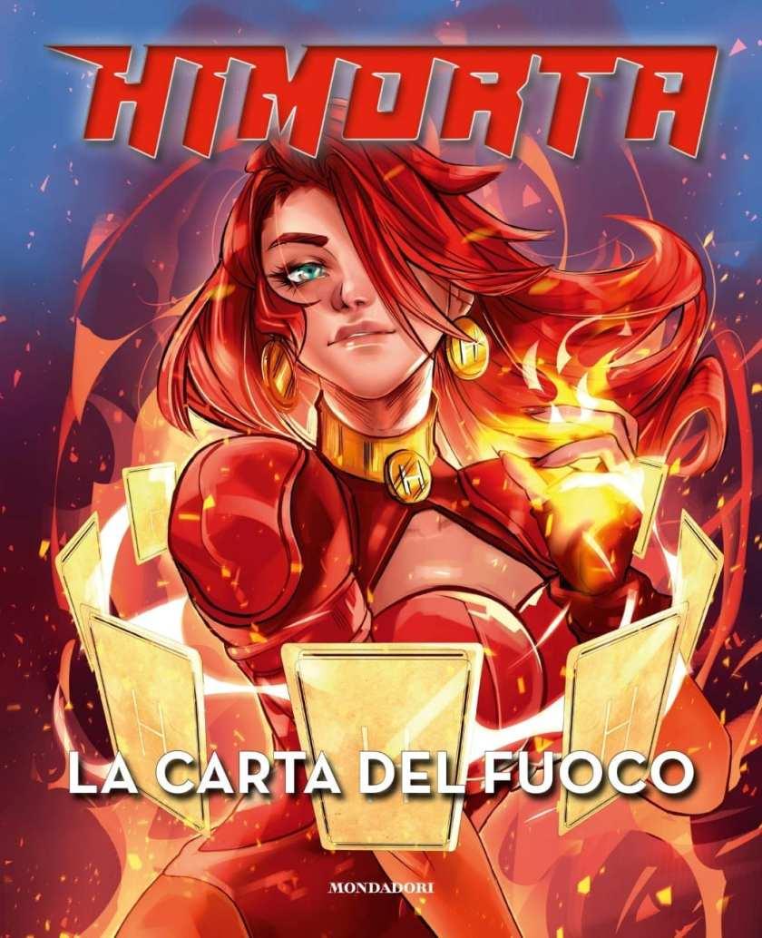 Himorta - In uscita il fumetto sulla famosa cosplayer