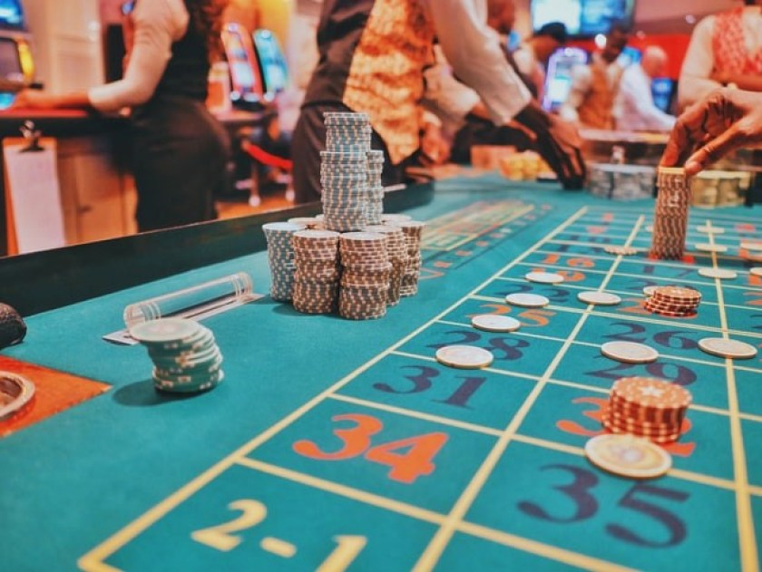 gioco d'azzardo anime