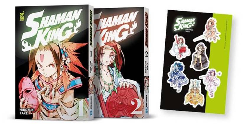 Shaman King - Arriva la FInal Edition con Edizioni Star Comics