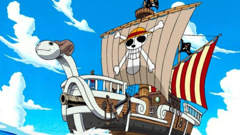 One Piece - Ecco la Going Merry del live-action