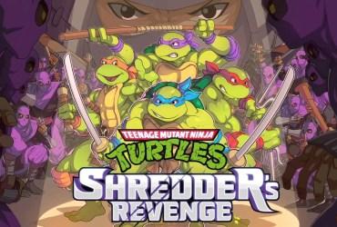 eenage Mutant Ninja Turtles: Shredder's Revenge - Annunciato il nuovo picchiaduro!