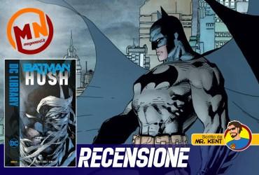 recensione batman hush