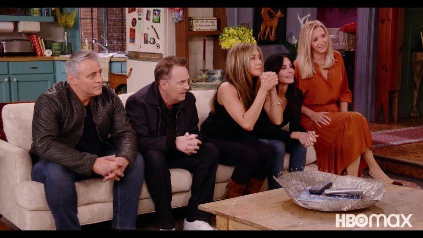 Friends: The Reunion andrà in onda su Sky e Now