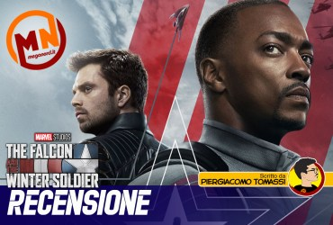 recensione the falcon and the winter soldier