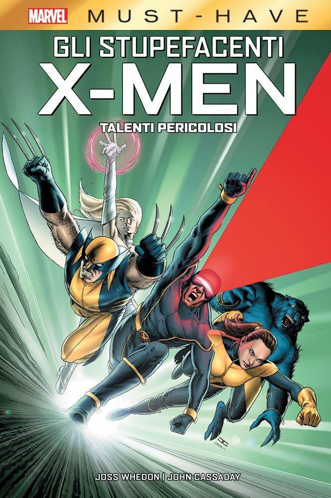 Gli Stupefacenti X-Men: Talenti Pericolosi
