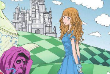 Alice in Wonderland - Panini pubblica il manga di Jun Abe