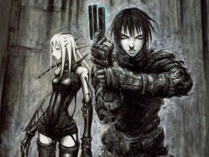 Blame! - Planet Manga pubblica Master Edition