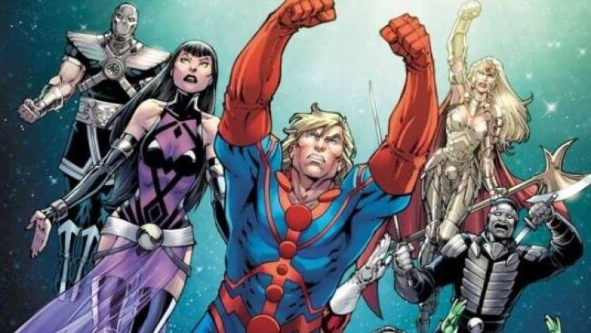 Eternals Forever - Marvel Comics annuncia lo speciale
