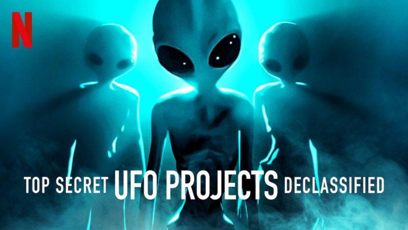 Top secret UFO