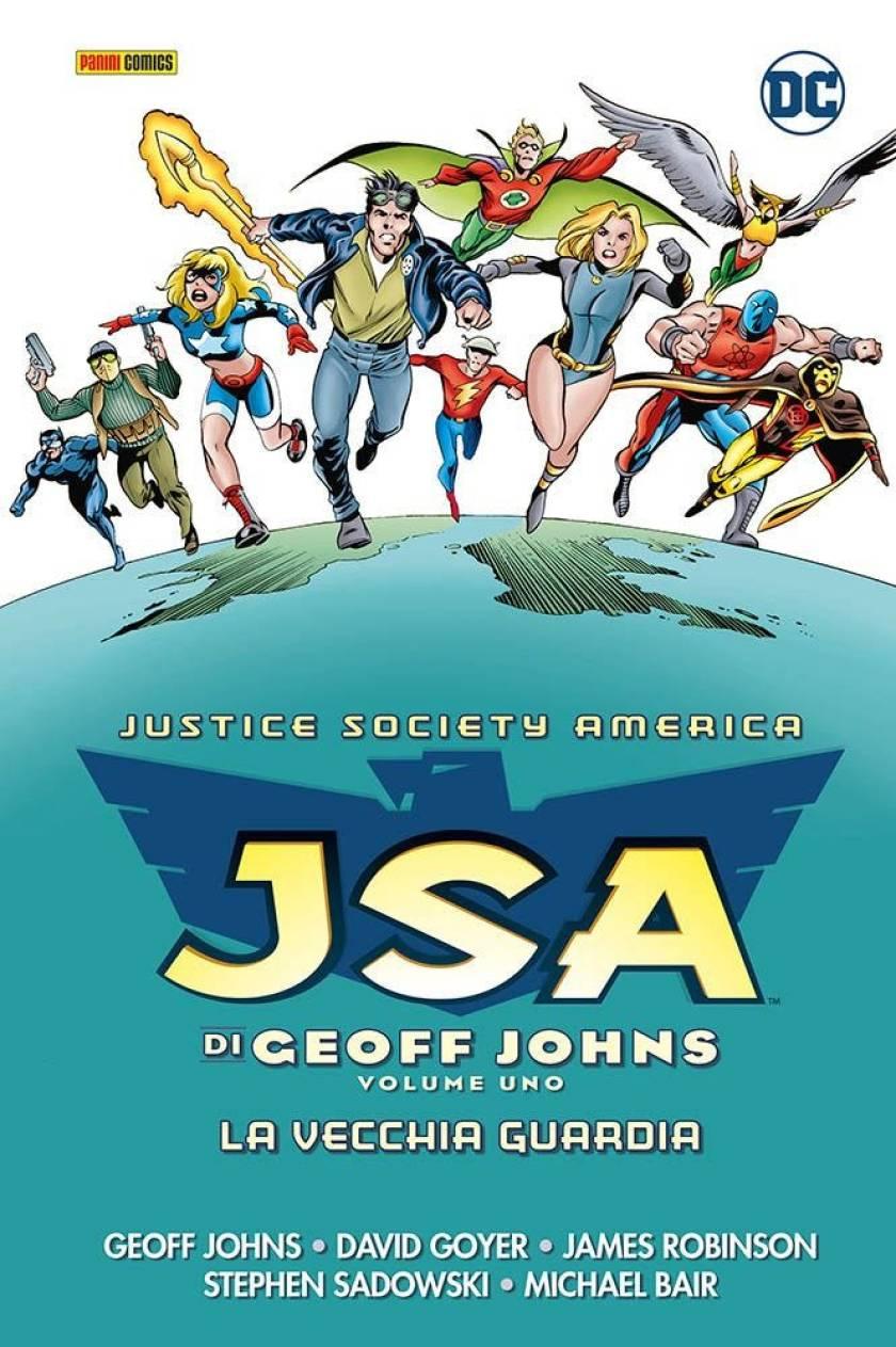 JSA Johns