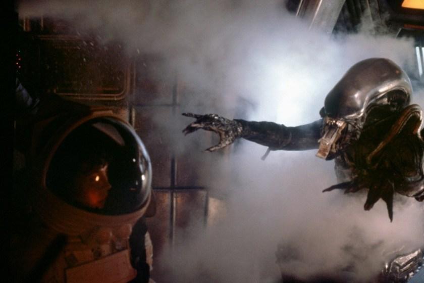 Alien - La saga completa su Rai 4